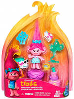Набор Тролли с аксессуарами вечеринка у Poppy Trolls Hasbro (B6556-3)