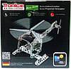 Конструктор металлический Вертолет на солнечной батарее 139 дет Tronico (9605-3)