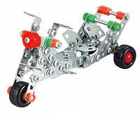 Конструктор металлический Тицикл 159 дет Tronico (10260-3)