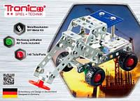 Конструктор металлический Экскаватор 140 дет Tronico (10260-4)