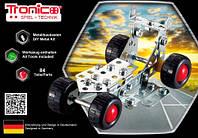 Конструктор металлический Гоночная машина 84 дет Tronico (9620-5)