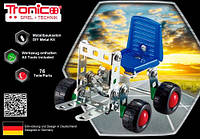Конструктор металлический Погрузчик 76 дет Tronico (9620-6)