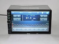"Автомагнитола пионер Pioneer 7018B 7"" 2DIN+USB+SD+Bluetooth, фото 3"