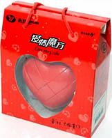 Игрушка головоломка Сердце в подарочной упаковке YJ (YJ0117R)
