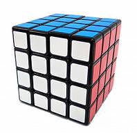 Кубик головоломка Guansu 4×4 black YJ (YJ8312)