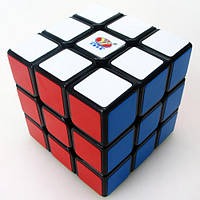 Кубик головоломка Sulong 3×3 black YJ (YJSL02 (YJ8301))