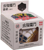 Мегаминкс YuHu Megaminx белый YJ (YJYH02)