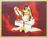 Рисование по номерам Картина серии Дети 40х50см (MG1033)
