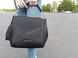 Женская кожаная сумка Philipp Plein 1162