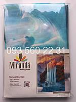 Шторки для ванной комнаты Miranda (Pano) фотопринт
