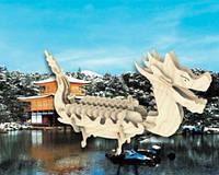 Лодка Дракона мал Мир деревянных игрушек (П085а)