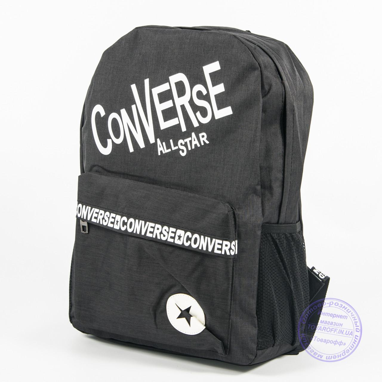 d97583e2cc4a Спортивный рюкзак Converse - черный - 2120: заказ, цены в Украине ...