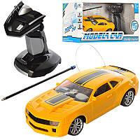 Машина 58606 радіокер , гумові колеса, світло, бат , кор , 34-13,5-16 см (BOC098535)