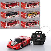 Машина TQ-01-06 радіокер , гумові колеса, 6 видів, бат , кор , 32-15,5-10 см (BOC069923)