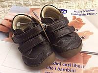 РАСПРОДАЖА! -70% Последння пара! Замечательные кожаные туфельки Chicco для маленького модника