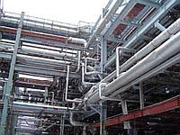 Возведение складов, ангаров, металлических конструкций