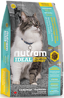 Nutram I17 Ideal Solution Support Indoor Cat, 6,8 кг