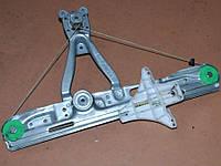 Стеклоподъемник левый задний механический Opel Vectra C 2002-2008