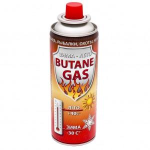 Газовый баллон VITA 220г Украина Красный  (от -30°С до +40°С) 220г - Интернет магазин ''Опторг'' в Полтаве