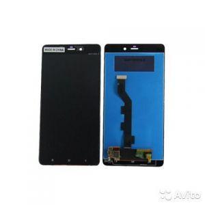 Дисплей с тачскрином Xiaomi Mi Note черный