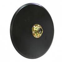 404-121S-BL Диск сошника в сборе 381x4 с колпачкем (820-287C/864-GP121/404-072S), GP (Bellota)