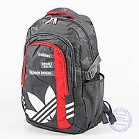 Спортивный рюкзак Adidas - серый - 8186