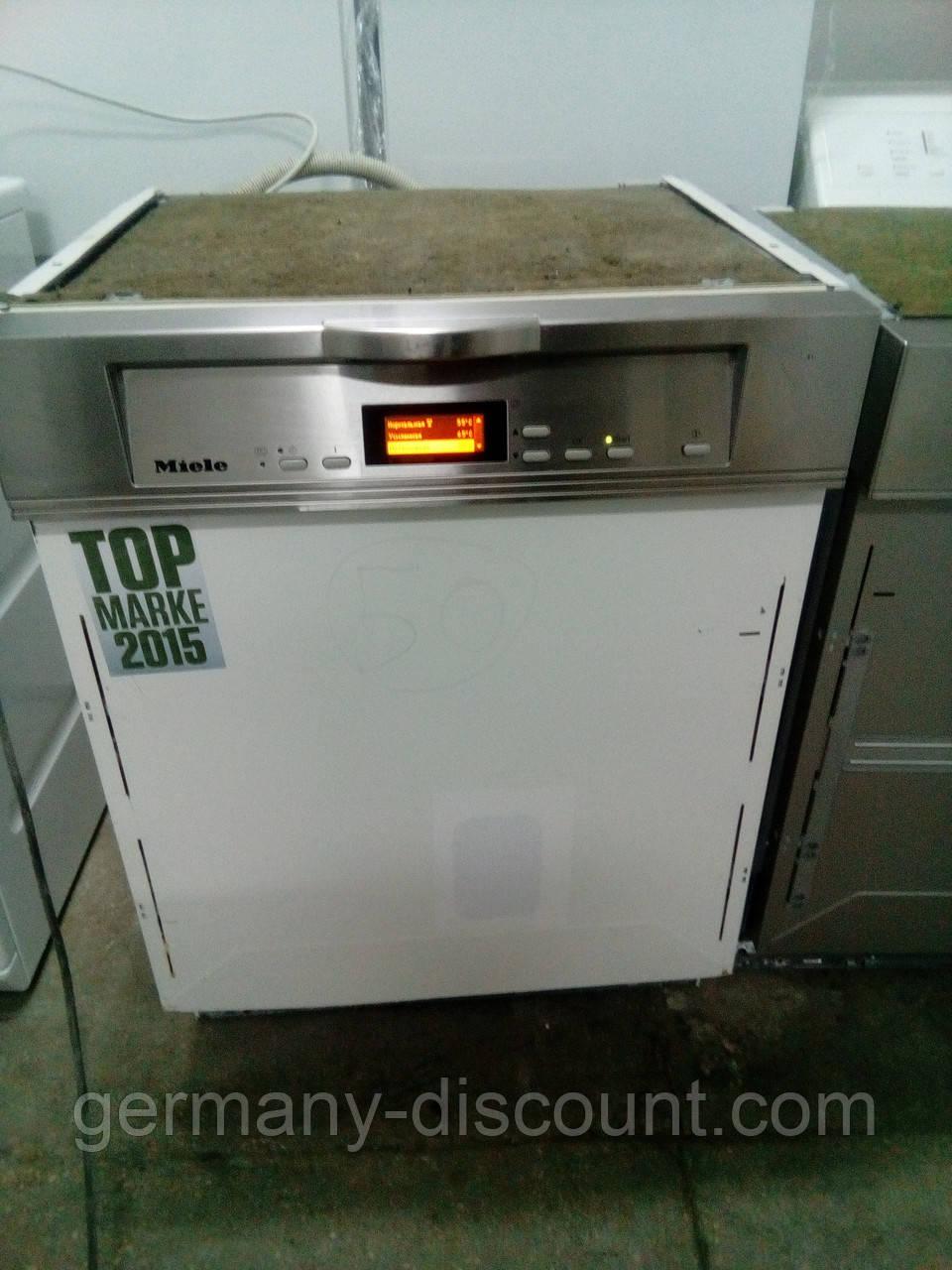 Посудомоечная машина Miele G 2730 SCI