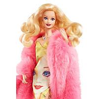 Коллекционная кукла Барби Энди Уорхол / Andy Warhol Barbie Doll, фото 2