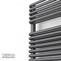 Terma Tytus Metallic Black рушникосушка 142x54 WGTYT142054KMBCZ1
