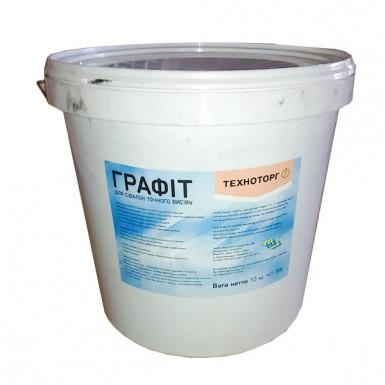 1093 Порошок графитовый для сеялок (20л, 10 кг) (пласт. ведро), JD, Kinze,