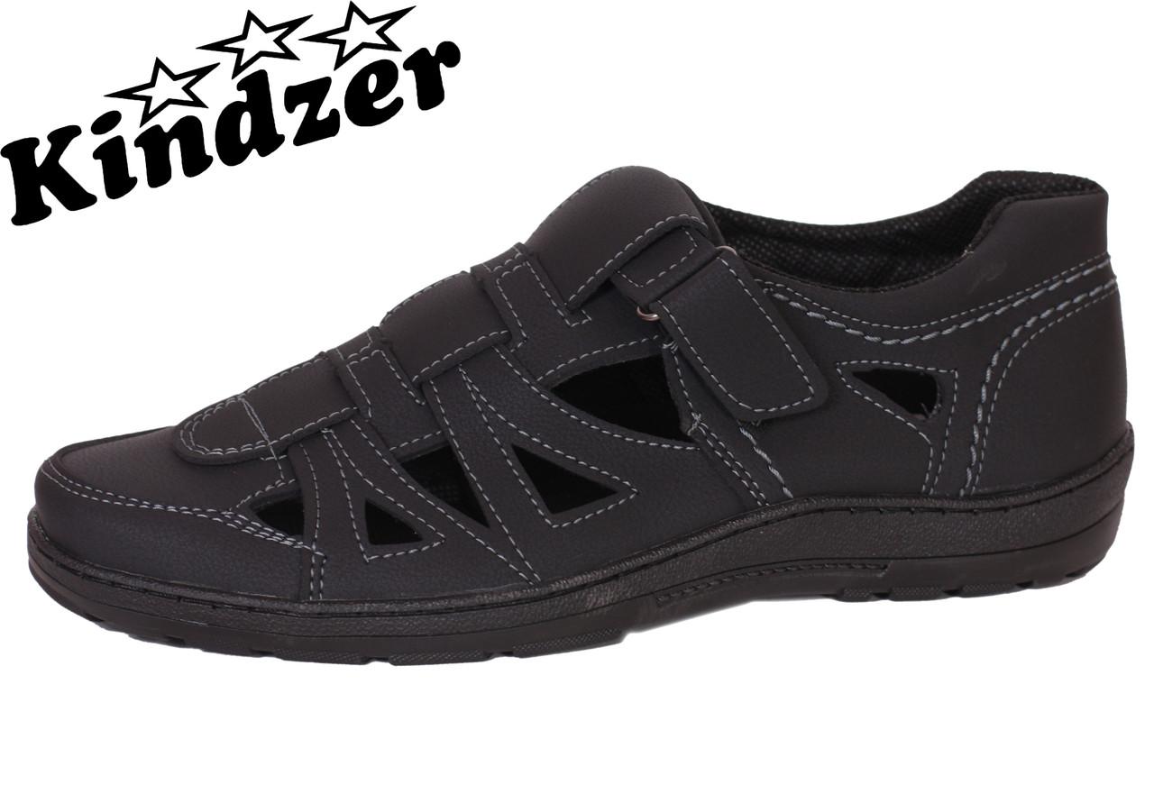 Сандалии мужские Kindzer C-5 Черные