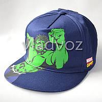 Детская летняя кепка бейсболка для мальчика Халк бренд C&A