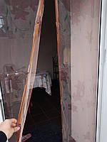 Дверная антимоскитная сетка на магнитах, фото 1