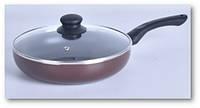 Сковорода (24 см, алюминий) Vincent VC-4456-24