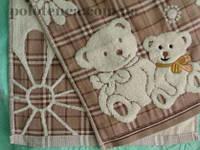 Яркое кухонное полотенце высокого качества с оригинальным рисунком