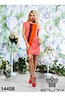 Легкое льняное женское платье 42-48 , доставка по Украине