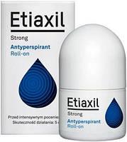 Антиперспирант длительного действия для нормальной кожи Etiaxil Strong Antiperspirant Roll-on