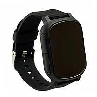 Детские умные часы с GPS трекером GW700 (T58) Black