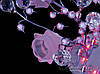 Люстра галоген со светодиодной подсветкой, пульт, multi LED, фото 7