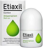 Антиперспирант для чувствительной кожи Etiaxil Comfort Antiperspirant Roll-on Pod Pachy CPX Skin Care System