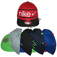 Кепка реперка Nike 56 р. (хлопок) Вьетнам оптом 5213