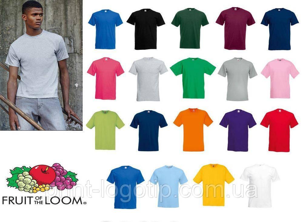 Трикотажные футболки мужские, женские детские