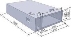 Вентиляционные блоки ВБ-28, фото 2