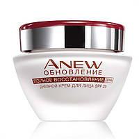 25228, Avon Cosmetics.Денний крем для обличчя «Оновлення» SPF25 для віку 35+. Avon Cosmetics, 25228.