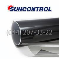 Автомобильная солнцезащитная металлизированная тонировочная плёнка для стекол  Sun Control HP LR CH 35 (1,524)