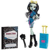 Monster High Travel Scaris Frankie Stein (Кукла Монстер Хай Путешественицы Фрэнки Штейн)