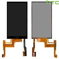 Дисплей (LCD) для HTC One E8 Dual Sim, оригинал