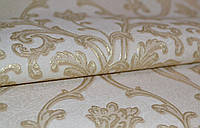 Обои,на стену, второй сорт, горячего тиснения на флизелиновой основе, Лоредана Декор, 1.06