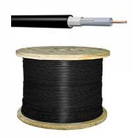 Отрезной кабель TXLP BLACK DRUM одножильный, черный
