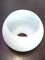 Плафон для люстры, диаметр верхнего отверстия 4.2см, высота 11,4см